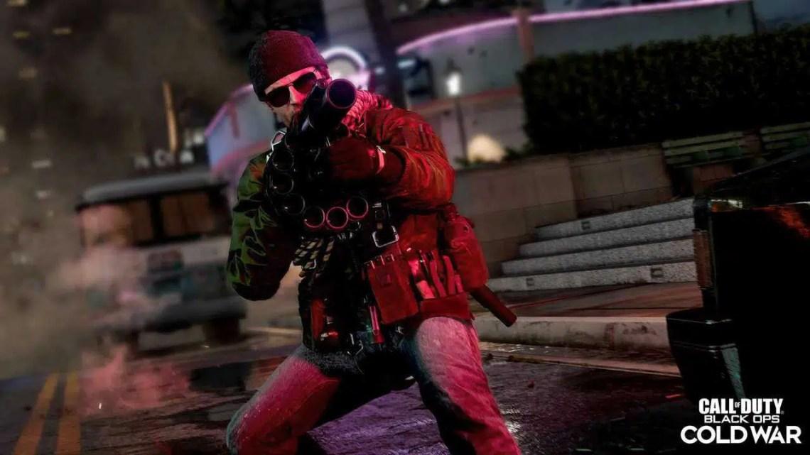 Call Of Duty: Black Ops Cold War Pré-carregamento e detalhes do tamanho do arquivo