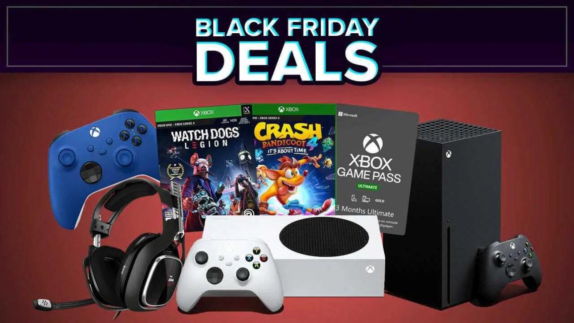 Melhores ofertas da Black Friday 2020 Xbox Series X e Xbox One