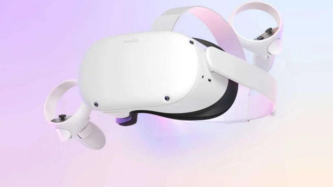 A atualização do Oculus Quest 2 aumenta a taxa de atualização do fone de ouvido para 90 Hz