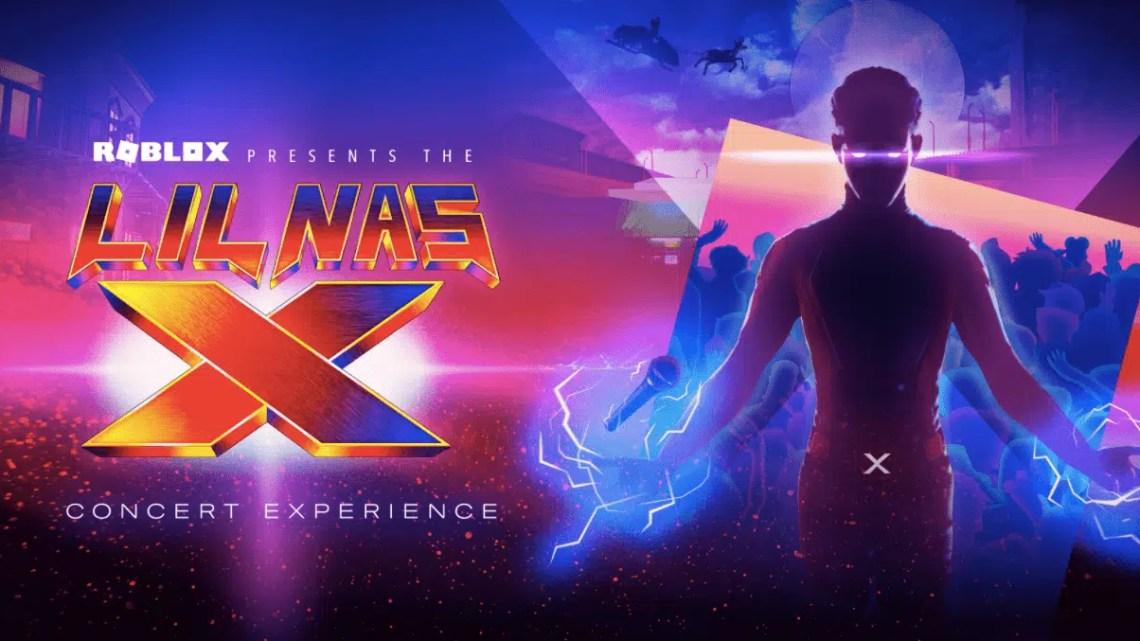 O concerto de Lil Nas X dentro do Roblox foi um grande sucesso