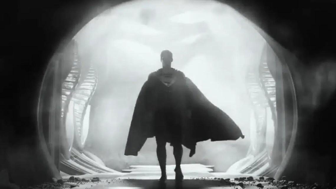 Zack Snyder lança trailer da Liga da Justiça em preto e branco