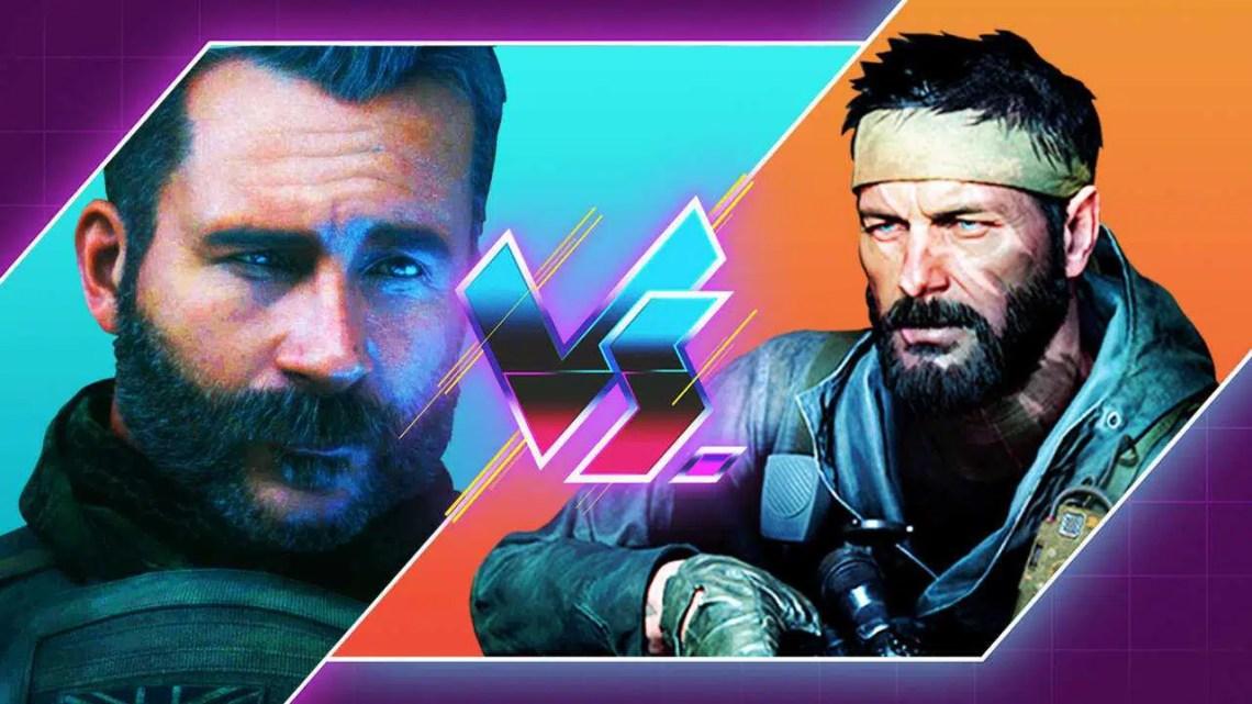 Call Of Duty: Black Ops Guerra Fria Vs Modern Warfare – Qual é o melhor?  – Versus