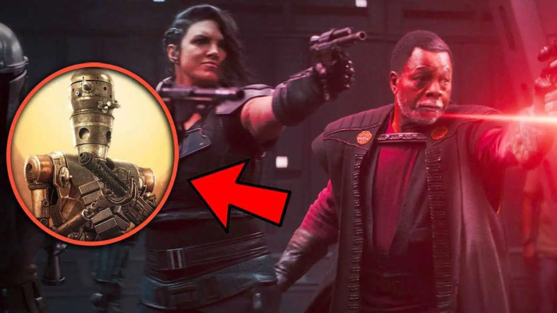 The Mandalorian Season 2 Episode 4: Easter Eggs & Things You Missed