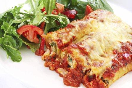 immagine Cannelloni al prosciutto crudo senza Glutine Blog senza glutine ricette