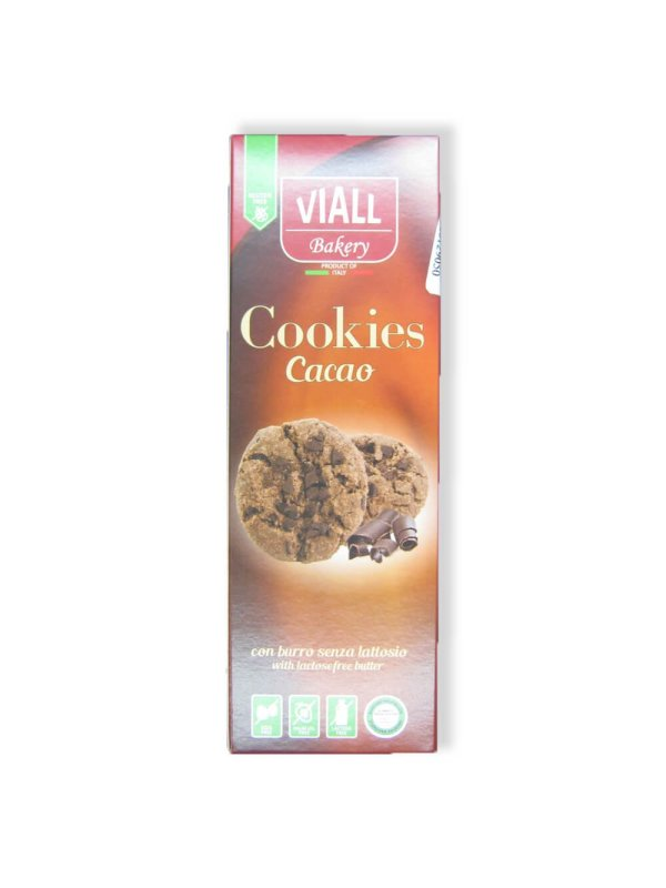 immagine Cookies cacao Viall bakery