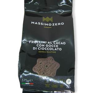 immagine Frollini al cacao Massimo Zero
