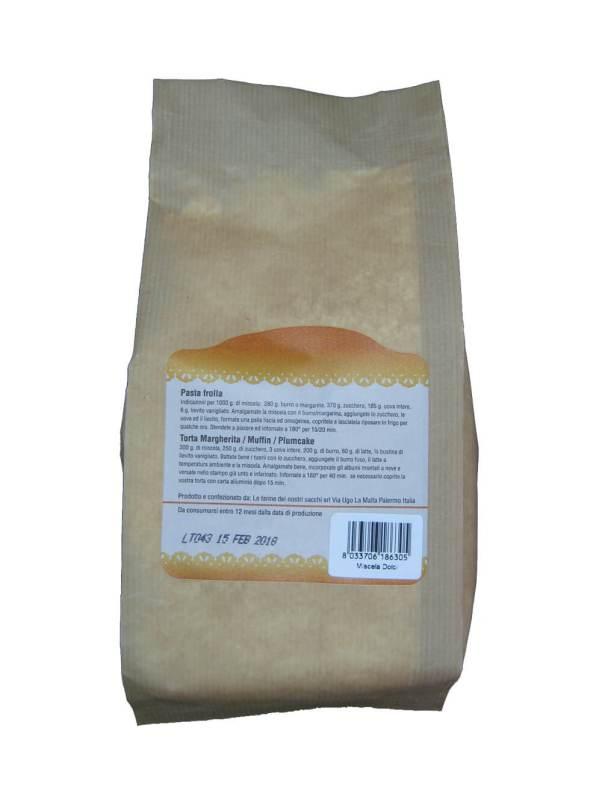 immagine miscela dolci Le farine dei nostri sacchi retro