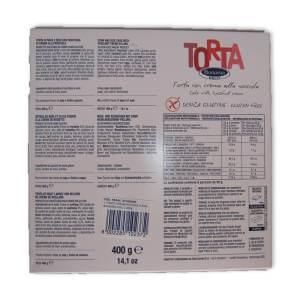 immagine Torta nocciola Bononia retro