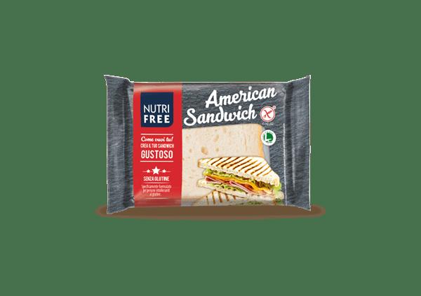 america sandwich cibi senza glutine