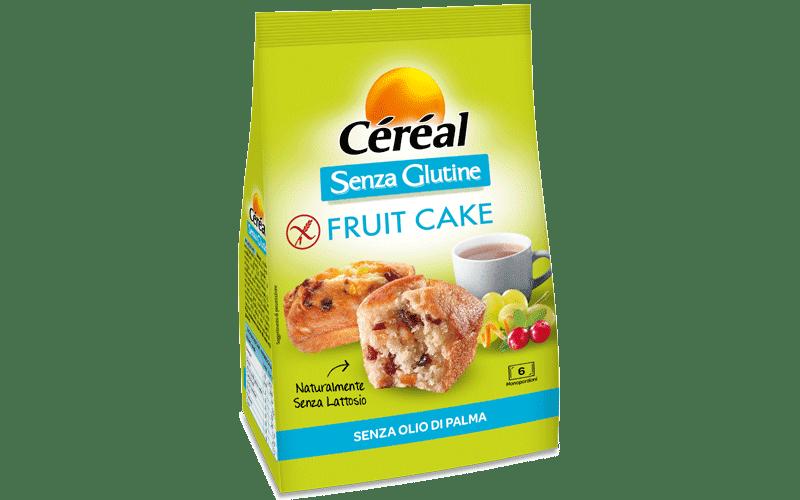 Fruit Cake cibi senza glutine