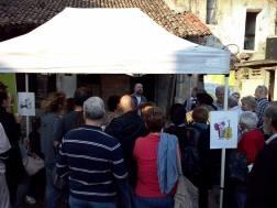 Laboratorio Apicolutra Veca - Apepè al mercato della Cascina Linterno