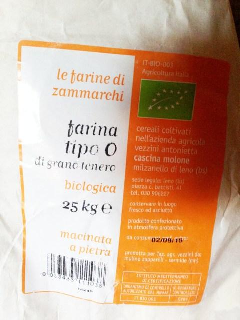 Agriturismo Prestello - Pane le Farine di Zammarchi