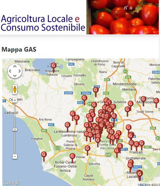 Agricoltura Locale e Consumo Sostenibile