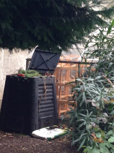 Compostiera dell'Orto Della Fede