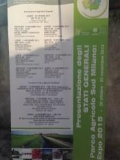 Stati Generali Parco Agricolo Sud Milano - Il Programma