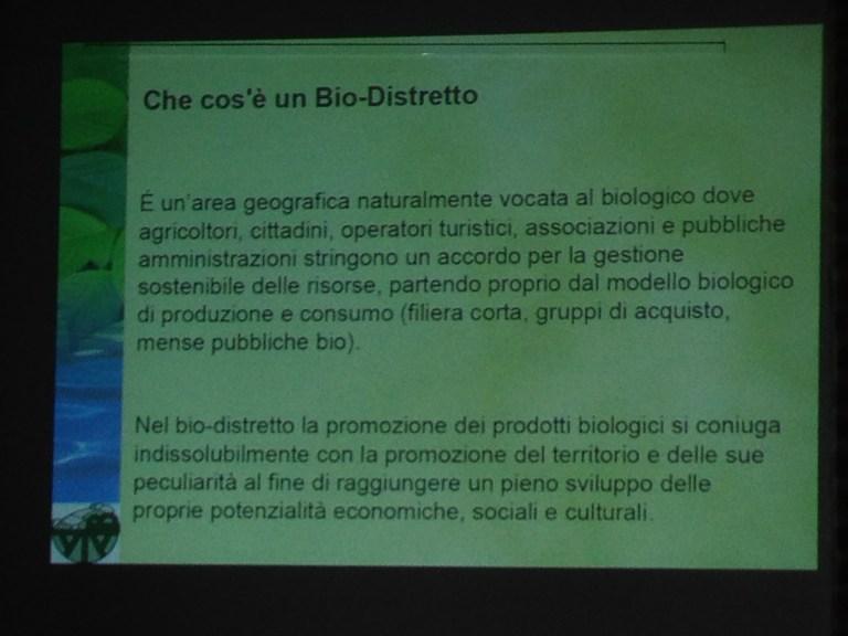 Cos'è un Biodistretto