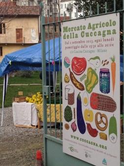 U cantu de Foa al mercato di Cascina Cuccagna