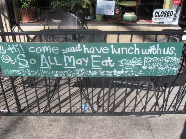 Caffetteria Comunitaria a Denver