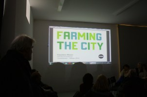 Francesca Miazzo e Farming The City - Ortofebbraio