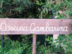 Cascina Gambarina - Insegna