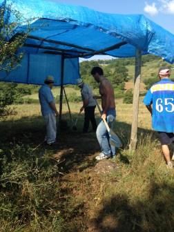 Bokashi - Il Tendone per Riparare dal Sole