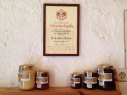 Hiebler - I Diplomi per il Miele