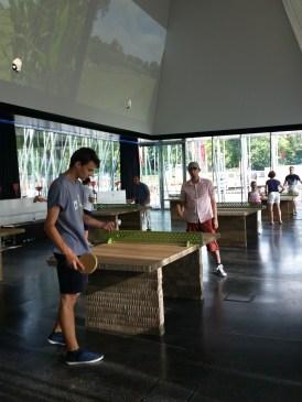 Quantomais - Giocatori di Ping Pong