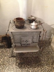 Casa Museo Lozio - Cucina Macchina Per Cucinare