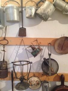 Casa Museo Lozio - Cucina Pentole