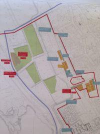 Parco delle Cave - Mappa Campi Fioriti
