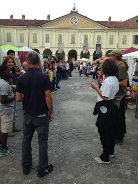 Sanaterra - La Piazza