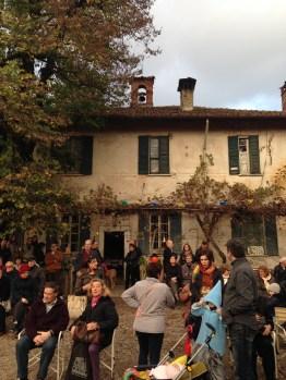 Fare San Martino - La Cascina da Lasciare