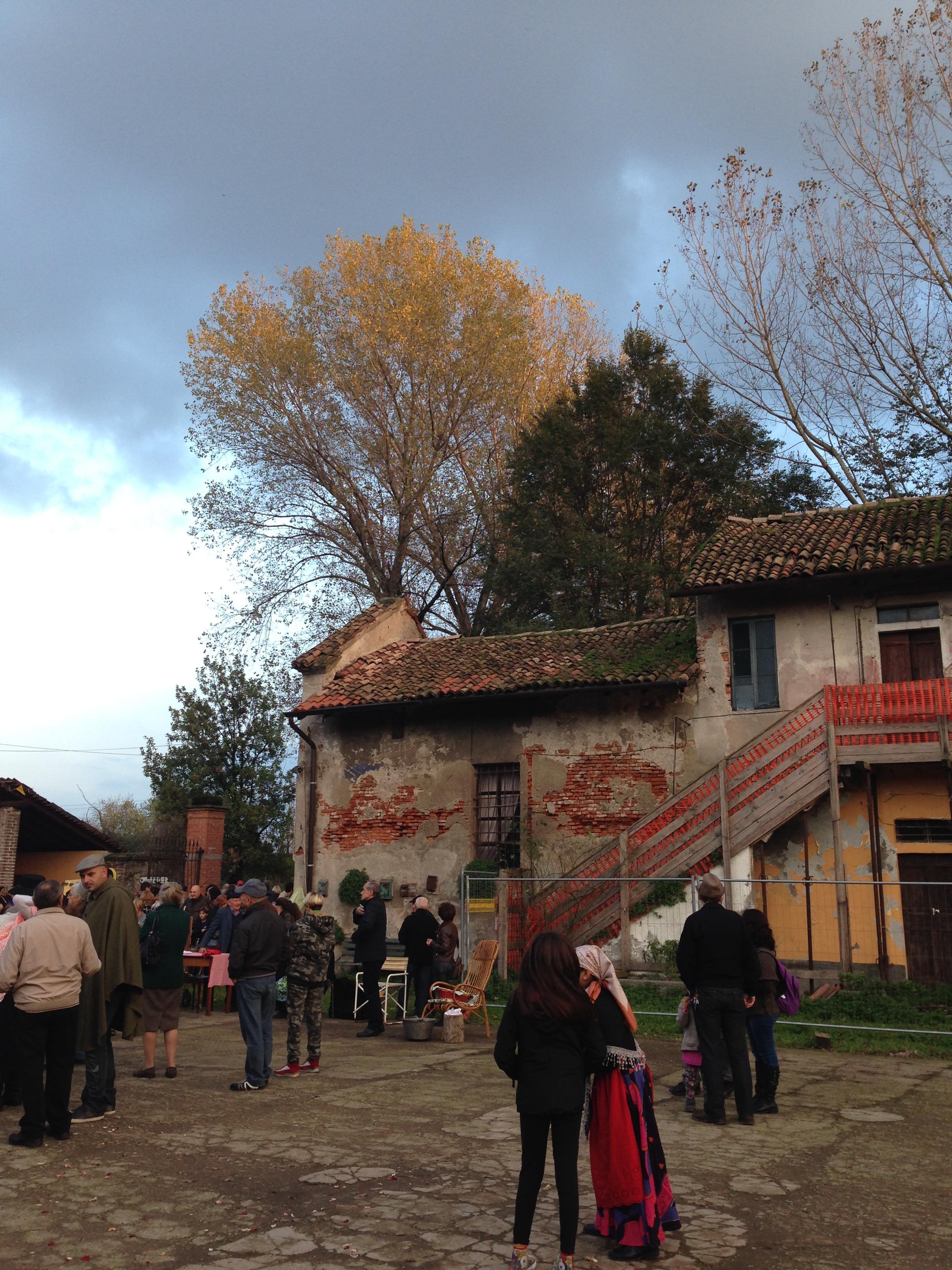 Fare San Martino - Lavori di Ristruttruturazione della Cascina Campazzo