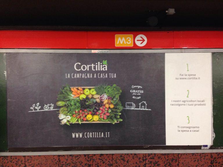 Cortilia I Metropolitana a Milano