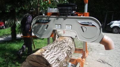 Ira Del Bosco - LumberMate LM29 Norwood