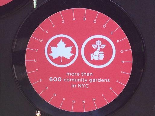 Exponymi Mostra - New York Ha 600 Community Gardens