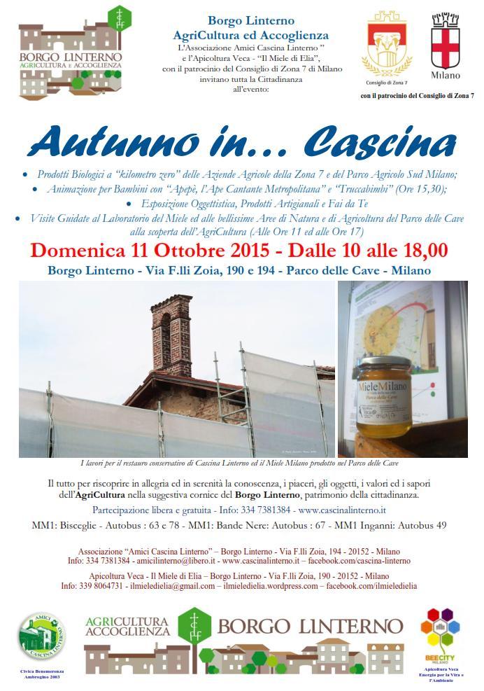 Borgo Linterno - Mercatino d'autunno