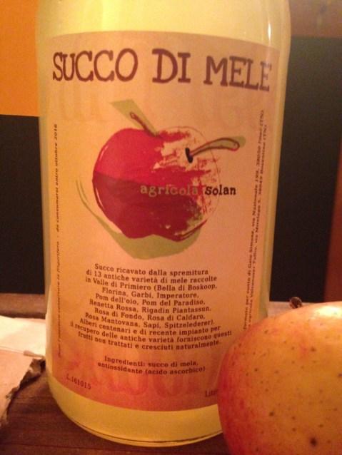 Agricola Solan - Succo di Mele