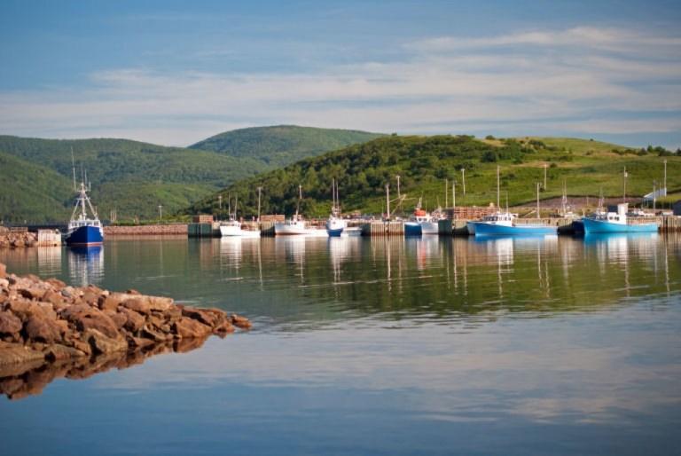 Cape Breton - La Marina