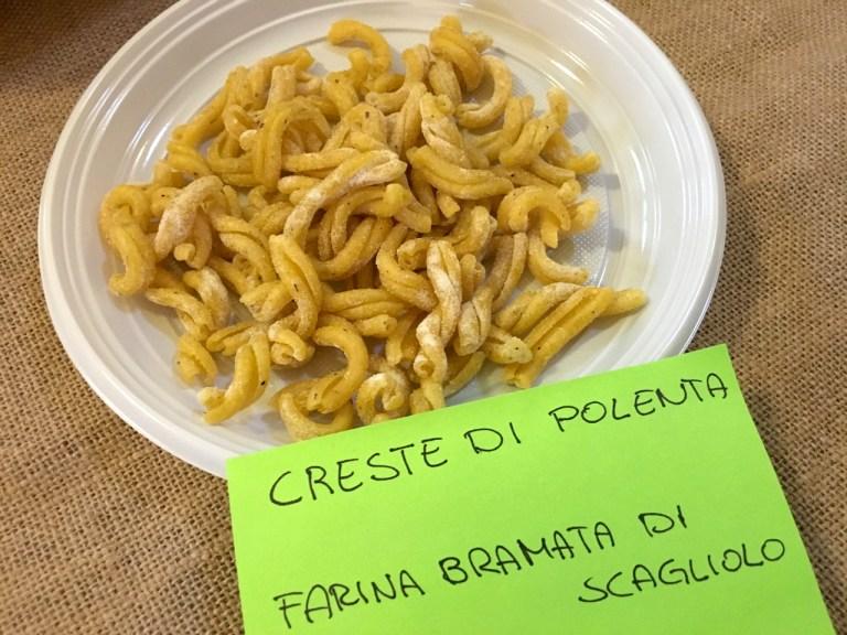 Mais Scagliolo di Carenno - Creste di polenta
