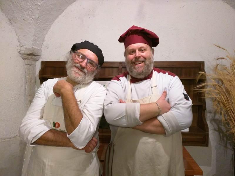QBio Claudio Zani e Lorenzo