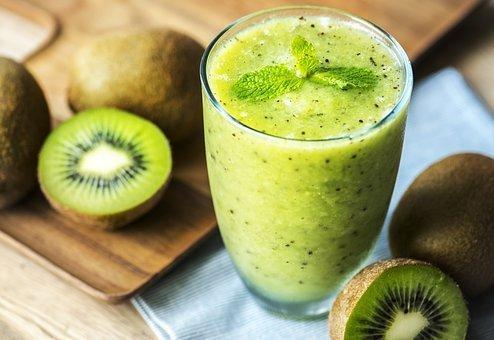 Frullato di kiwi: la bevanda della salute. Ricetta e proprietà.