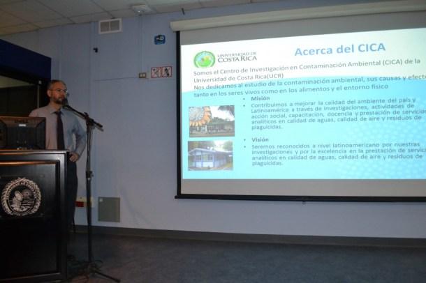 Director del CICA Dr Manuel Jiménez