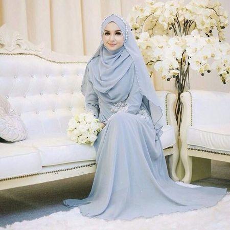 Gaun Pengantin Muslimah Cicacolection