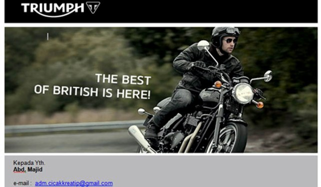 undangan-pt-triumph-motorcysles-indonesia-dalam-media-workshop-for-the-ride-philosophy