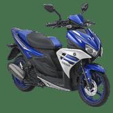 Yamaha Aerox 125LC Racing Blue