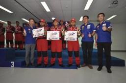 Juara 1,2,3 Yamaha SMK Contest 2016