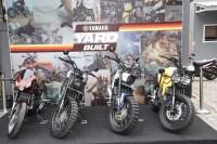 Motor custom XSR 155 Yard Built Indonesia
