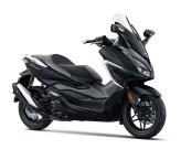AHM_Honda Forza Mat Gunpowder Black Metallic