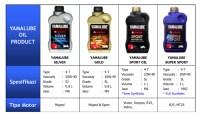 spesifikasi oli yamalube